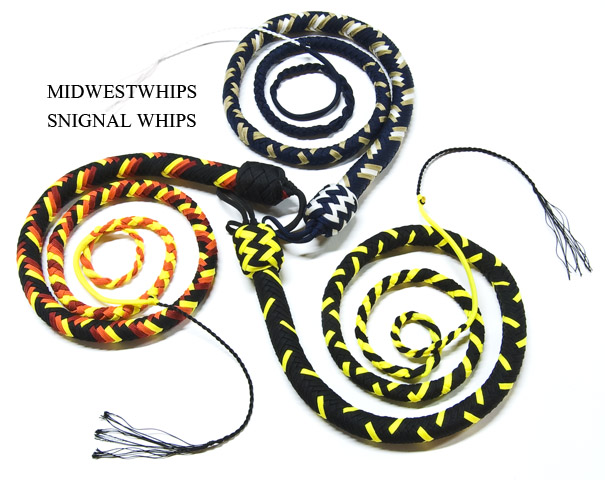 16 Plait Nylon Signal Whip