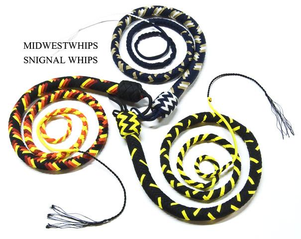 16 Plait Nylon Signal Whip