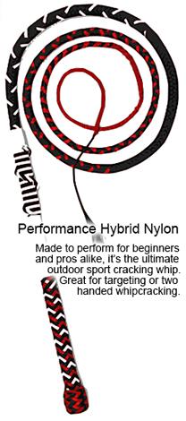 Performance Hybrid Nylon Whip